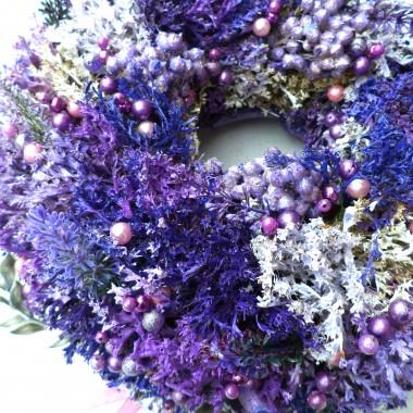 Mniej wiosenny w fioletach