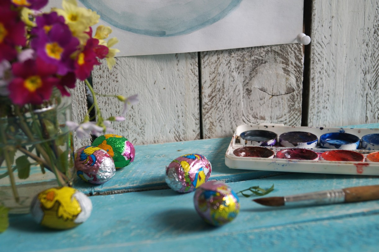 Dekoracje, Wielkanocne fantazje - Wesolego Alleluja!  Христос Воскрес!  Frohe Ostern!