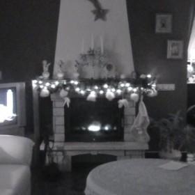 wieczorem w moim domu