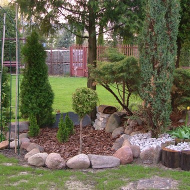 rewolucje ogrodowe to co lubię najbardziej :)