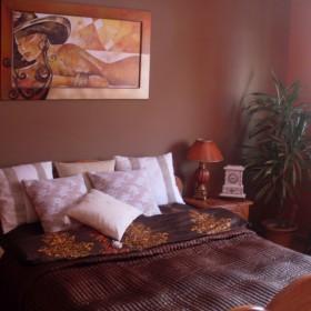 Moja stara sypialnia:)