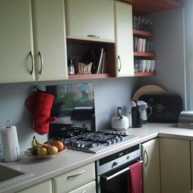 Kuchnia po małym liftingu :)