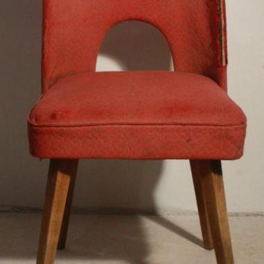krzesła - wisienka na torcie w moim salonie