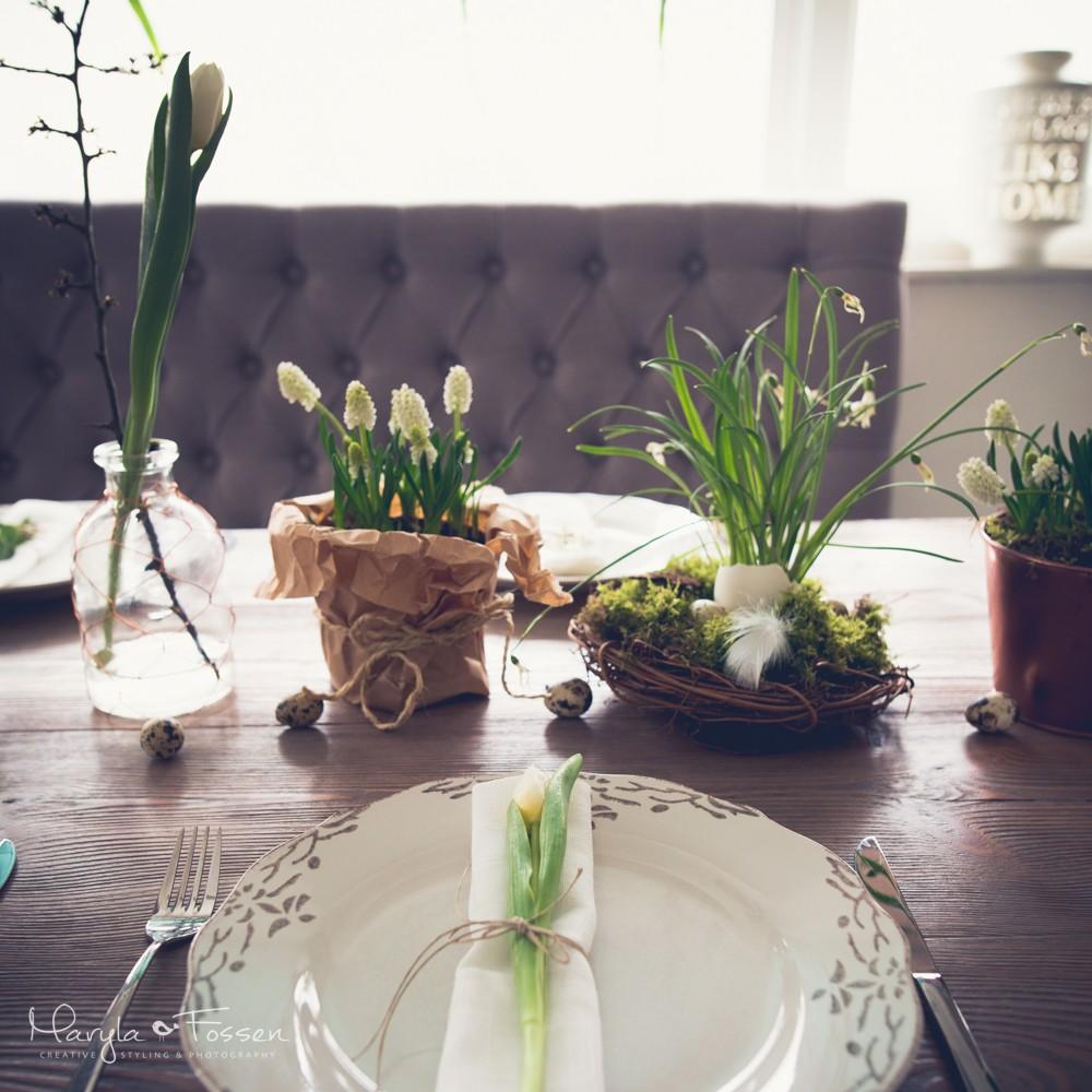 Salon, Wielkanocne dekoracje