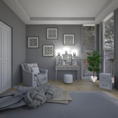 Szarość to kolor, który spełnia wszystkie wymagania, stąd jego wielka popularność. Najczęściej stosuje się jasne i ciepłe odcienie szarości, do których pasuje zarówno drewno, jak i metal. Oprócz tego, szarość dobrze komponuje się z każdym innym kolorem, więc spersonalizowanie szarej sypialni jest wyjątkowo proste!