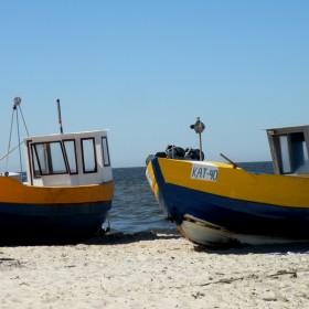 Wakacje nad wschodnim brzegiem Bałtyku