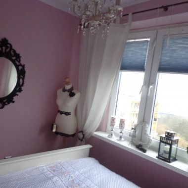 Moja Nowa malutka sypialnia...