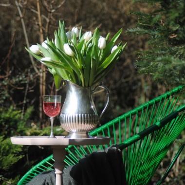 Trochę świeci słonko ,trochę wieje ,trochę pada ....taki marcowy przeplataniec trwa w najlepsze :) Miłego tygodnia Kochani :) Zapraszam na chwilkę do mojego lasku :)