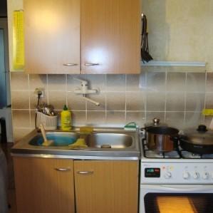 nowa kuchnia :-)