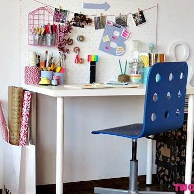 Domowe biuro zrób to sam