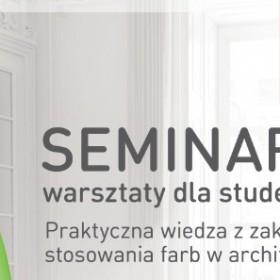 Tikkurila wykłada na warszawskiej ASP