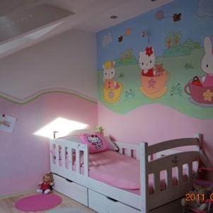 pokój pięciolatki :)