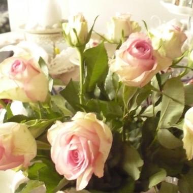 .................i bukiet róż...............