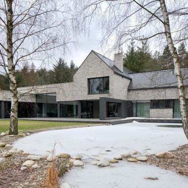 HORIZONTAL HOUSE inspirowany naturą