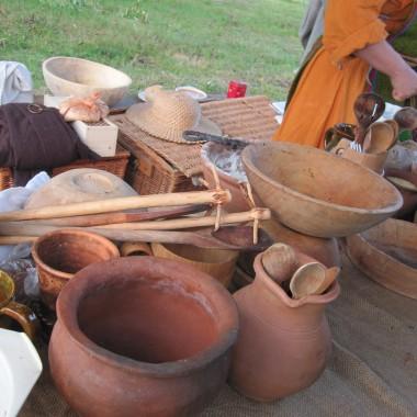 Chodlik i życie naszych   praprzodków sprzed 1200 lat