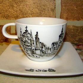 malowana ceramika i szkło