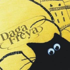 """""""Cat's Street"""" Oryginalne poduchy z kocurami !"""