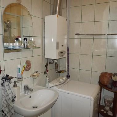 skromna łazienka