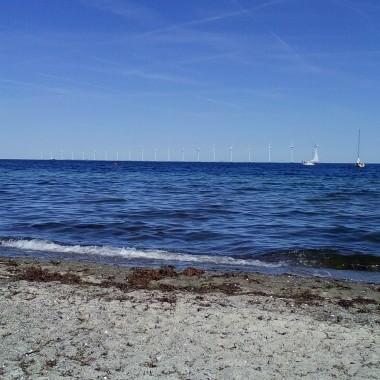 Starałam się jak najwięcej czasu spędzać na plaży. Wysokie temperatury dały w kość chyba każdemu.:)
