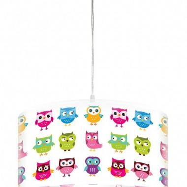 Lampy z serii Sówki