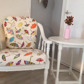 Fotel & Stół