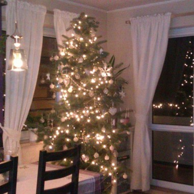 Święta w moim domku :)