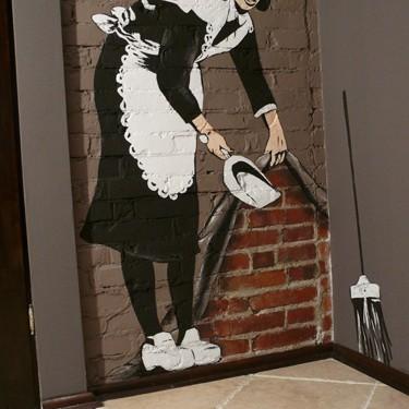 Artystyczne malowanie ścian, malowidła ścienne, malowanie dekora