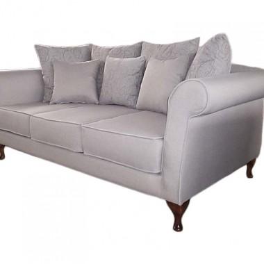 Sofa 3 osobowa Princess. Zachwyca prostotą i wygodą www.dfd.sklep.pl