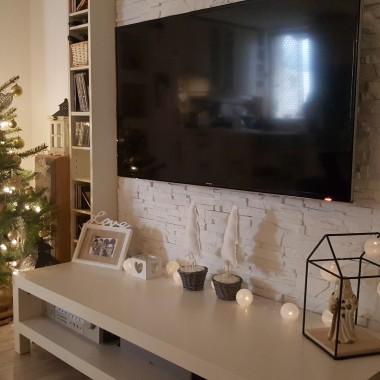 Dawno mnie tu nie było - wrzucam kilka fotek ze Świątecznej aury w moim mieszkanku.