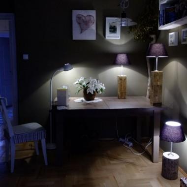 Krótka sesja moich prac, lampki w kilku odsłonach :-)