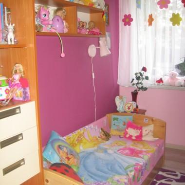 Pokój mojej pięciolatki :)