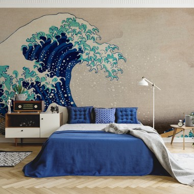 Fototapeta Hokusai - dostępna na www.redro.pl, numer 150652718.
