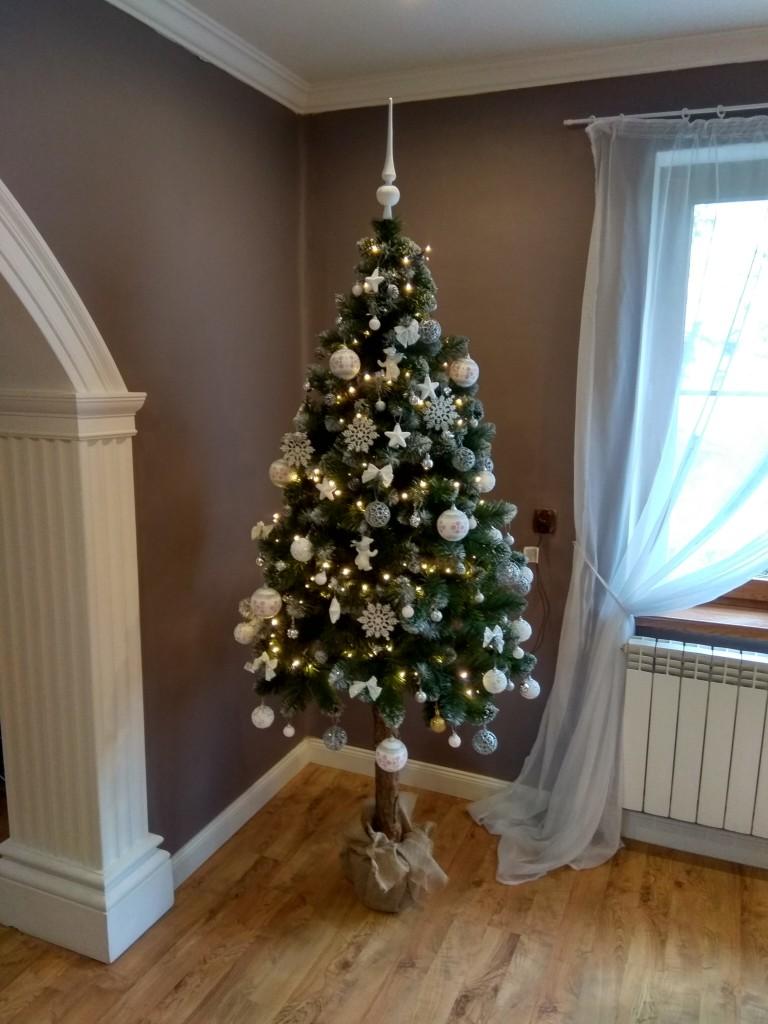 Jadalnia, świątecznie;)