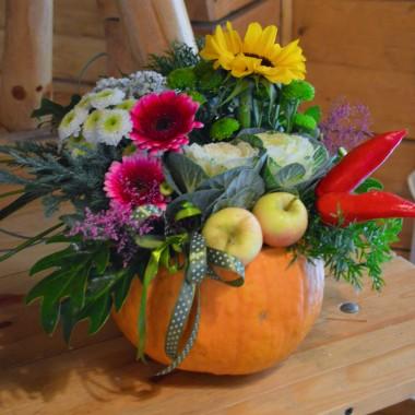Kwiaty w roli głównej ślub