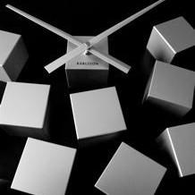Zegar ścienny Cubic