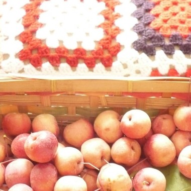 ..............i jabłka................
