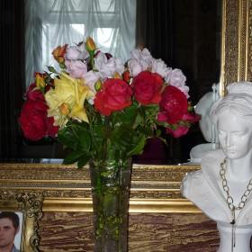 Bukiet Roż od Narzeczonego &#x3B;-) Uwielbiam