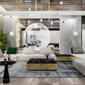 PURE GENIUS | Wnętrza domu