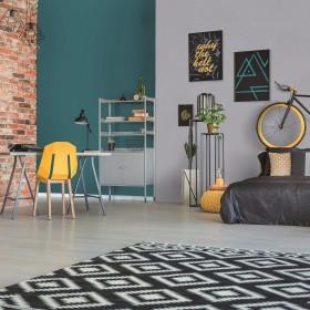 Pokój nastolatka – młodzieżowy może być stylowy!