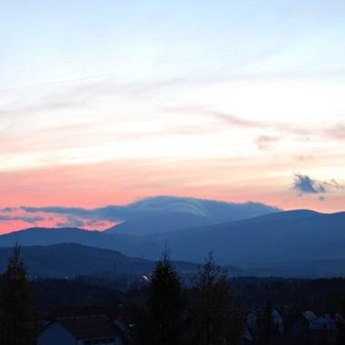 Dobrze jest mieszkać w górach:)