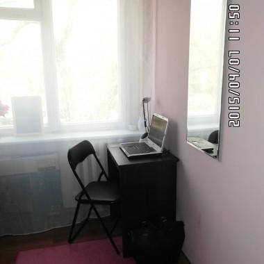 mały pokój 2x3m zmiany