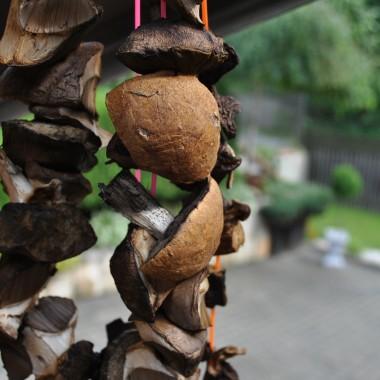 grzybki suszone na wigilię