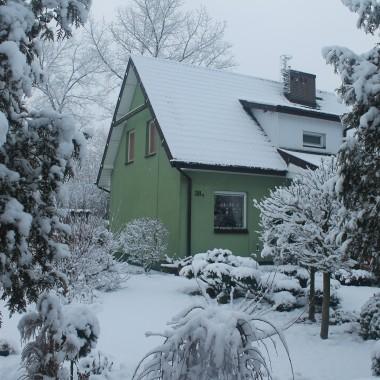 Zimowo-wiankowo.