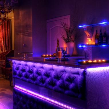 Wyposażenie lokalu Chillout Bar we Wrocławiu www.dfd.sklep.pl