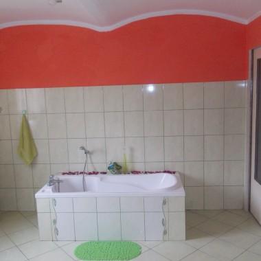 nasza długo wyczekiwana łazieneczka :)