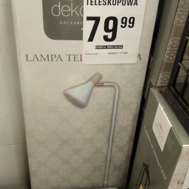 Albo taka lampka?