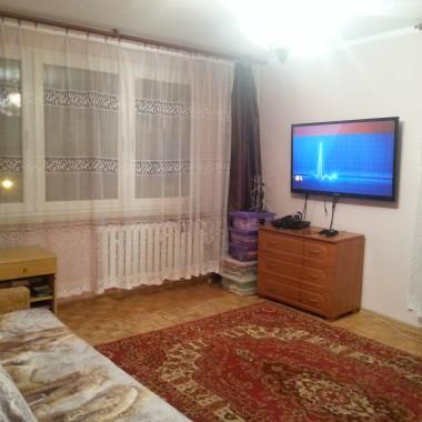 duży pokój ( salon) w mieszkaniu
