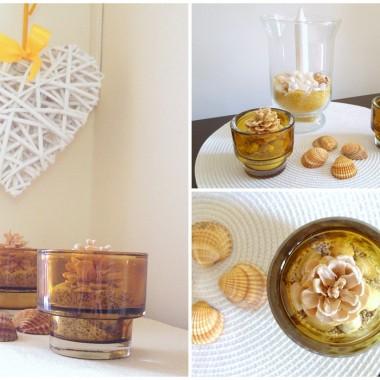 Jakie można zrobić dekoracje z muszelek do domu? Zapraszamy po gotowe przykłądy na blog:http://dekostacja.pl/2016/07/28/letnie-dekoracje/