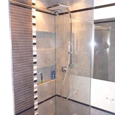 wykonanie łazienek