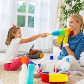 Darmowa książka: Jak sprzątać i nie zwariować